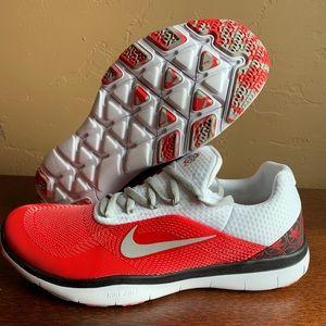 Nike Free Trainer V7 Week Zero Ohio State Sz 10.5